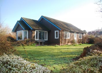 Thumbnail 4 bed detached bungalow for sale in Fishercroft, Tongland Road, Kirkcudbright