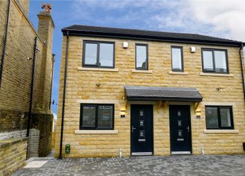 Thumbnail 4 bed semi-detached house for sale in Plot 6 Newstead View, Hall Road, Bradford, West Yorkshire