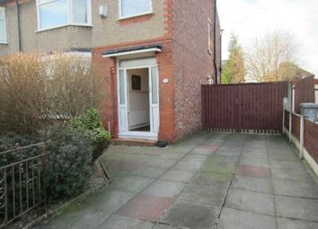 Thumbnail 3 bedroom semi-detached house to rent in Gorse Lane, Stretford, Manchester
