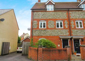 Thumbnail 4 bedroom semi-detached house for sale in Rushworth Row, Amesbury, Salisbury