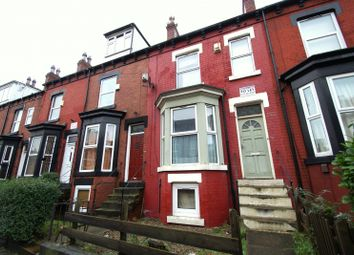6 bed terraced house to rent in Thornville Road, Hyde Park, Leeds LS6