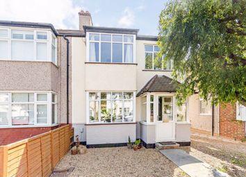Thumbnail 3 bedroom semi-detached house for sale in Alton Gardens, Whitton, Twickenham