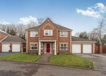 Thumbnail 5 bedroom detached house for sale in The Elms, Newton Road, Lowton, Warrington