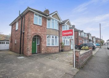Thumbnail 3 bed semi-detached house for sale in Kingsbury Gardens, Dunstable