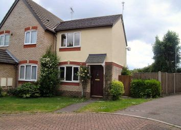 Thumbnail 2 bedroom semi-detached house to rent in Vanners Road, Haverhill