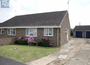 Thumbnail 2 bedroom bungalow to rent in Sandringham Drive, Heacham, King's Lynn