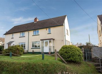 Thumbnail 3 bed semi-detached house for sale in Coronation Place, Shebbear, Beaworthy, Devon