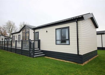 Thumbnail 2 bed mobile/park home for sale in Hoburne Bashley Park, Sway Road