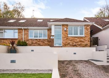 Thumbnail 4 bed bungalow for sale in Elvin Crescent, Rottingdean, Brighton, East Sussex