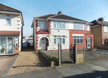 Thumbnail 3 bed semi-detached house to rent in West Road, Bedfont, Feltham
