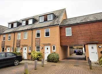 Thumbnail 3 bed end terrace house for sale in Saxton Close, Grays