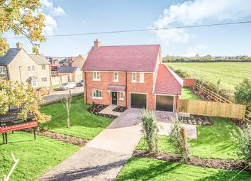 Thumbnail 4 bedroom detached house for sale in The Green, Chesterton, Bicester