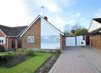 Thumbnail 2 bed detached bungalow for sale in The Orchards, Epping