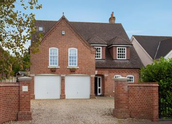 Thumbnail 6 bed detached house for sale in Sandy Lane, Taverham, Norwich