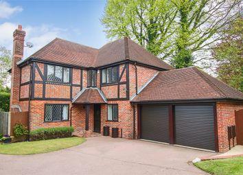 Thumbnail 4 bed detached house for sale in Mciver Close, Felbridge, Surrey