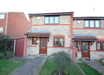 Thumbnail 2 bed semi-detached house for sale in Brook Street, Heage, Belper