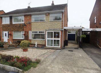 Thumbnail 3 bedroom semi-detached house for sale in Kennet Avenue, Swindon