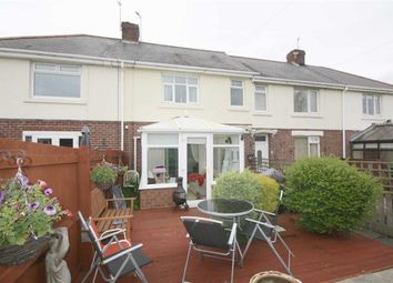 Thumbnail 3 bed terraced house for sale in West Avenue, Chester Moor, Chester Le Street, County Durham