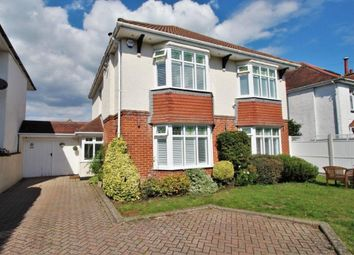 Thumbnail 4 bed detached house for sale in Albemarle Road, Winton, Bournemouth