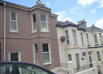 4 bed terraced house to rent in West Hill Road, Mutley, Plymouth PL4