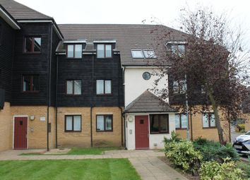 Thumbnail 2 bed flat for sale in Cracknell Close, Enfield