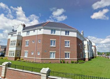 Thumbnail 2 bed flat to rent in Archdale Close, Chesterfield