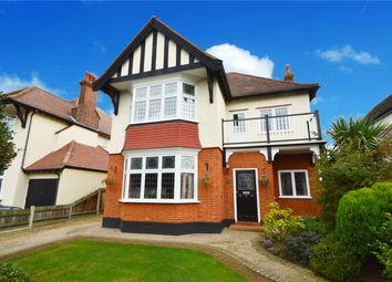 Thumbnail 4 bedroom detached house for sale in Tyrone Road, Thorpe Bay, Essex