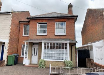 65 St Catherines Road, Winchester, Hampshire SO23. 1 bed detached house