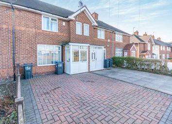 Thumbnail 2 bed terraced house for sale in Shaftmoor Lane, Hall Green, Birmingham, West Midlands