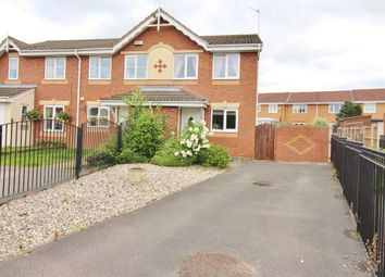 Thumbnail 2 bed terraced house for sale in Meadowgate, Brampton Bierlow, Rotherham
