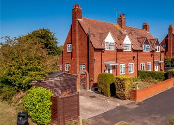 Thumbnail 3 bedroom semi-detached house for sale in Crownfields, Odiham, Hook, Hampshire