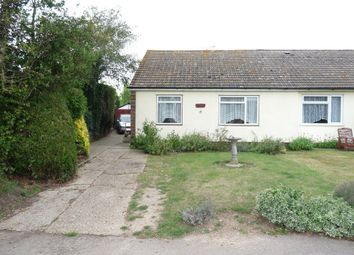 Thumbnail 2 bed semi-detached bungalow to rent in Second Avenue, Weeley, Clacton-On-Sea