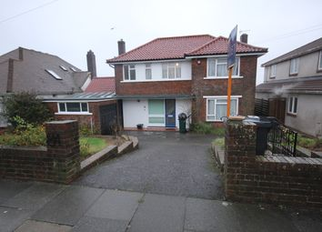 Thumbnail 4 bed detached house to rent in Wayland Avenue, Brighton