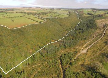 Land for sale in Woodland At Blaen-Hauliw, Pencader, Carmarthenshire SA39