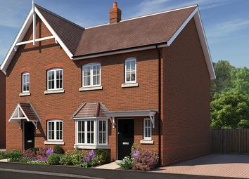 "Thumbnail 3 bed semi-detached house for sale in ""The Sycamore 2"" at The Ridge, Blunsdon, Swindon"