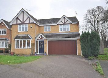 Thumbnail 4 bed detached house for sale in Cardiff Way, Abbots Langley