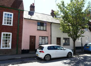 Thumbnail 2 bed terraced house for sale in High Street, Hungerford
