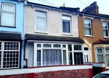 Thumbnail 4 bed terraced house to rent in Caistor Park Road, London