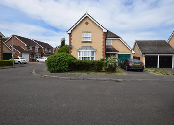 Thumbnail 4 bed detached house to rent in Devoke Close, Huntingdon