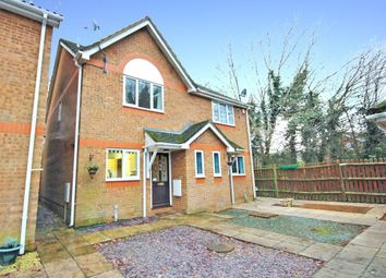 Thumbnail 3 bedroom semi-detached house for sale in Moorland Close, Locks Heath, Southampton