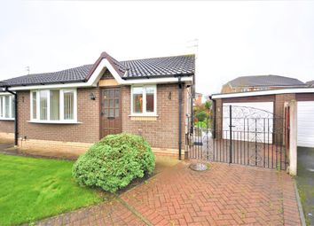 Thumbnail 2 bedroom semi-detached bungalow for sale in Lochinch Close, South Shore, Blackpool, Lancashire