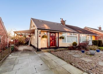 Thumbnail 4 bed bungalow for sale in Chetwyn Avenue, Bolton