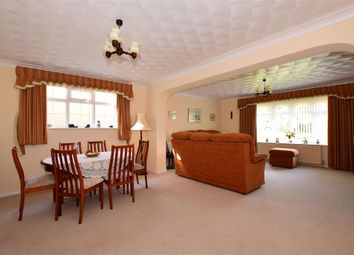 Thumbnail 3 bed bungalow for sale in Tunbury Avenue, Walderslade, Chatham, Kent