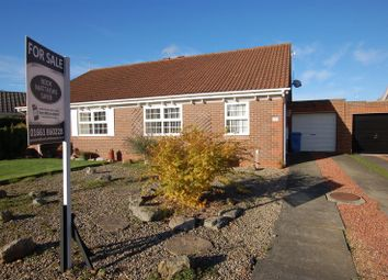 Thumbnail 2 bed semi-detached bungalow for sale in Low Haugh, Ponteland, Newcastle Upon Tyne
