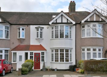 Thumbnail 3 bed terraced house for sale in Emmott Avenue, Ilford