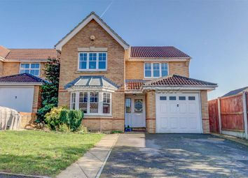 Thumbnail 4 bed detached house for sale in Biggs Grove Road, Cheshunt, Hertfordshire