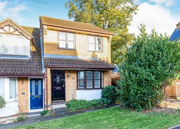 Thumbnail 3 bed end terrace house for sale in Symonds Road, Hitchin