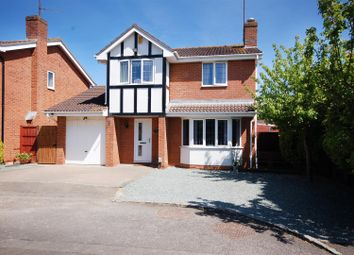 Thumbnail 4 bed detached house for sale in Lavender View, Abbeymead, Gloucester