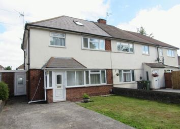 Thumbnail 3 bed property to rent in Lydstep Crescent, Gabalfa, Cardiff