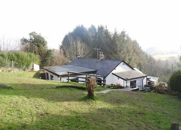 Thumbnail 3 bed detached bungalow for sale in Velindre, Llandysul